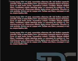 mho56b77831bf36b tarafından Design a Powerpoint template için no 10