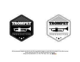 Nro 4 kilpailuun Trompet Prodüksiyon İçin Bir Logo Tasarla käyttäjältä MehrdadPN