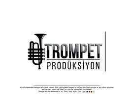 Nro 6 kilpailuun Trompet Prodüksiyon İçin Bir Logo Tasarla käyttäjältä MehrdadPN