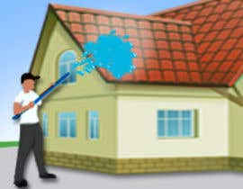 #10 for Make banner for roofcleaning service. Will open for more related jobs as well af karunrams