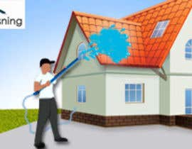#13 for Make banner for roofcleaning service. Will open for more related jobs as well af karunrams
