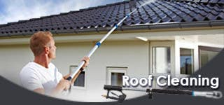 Konkurrenceindlæg #                                        15                                      for                                         Make banner for roofcleaning service. Will open for more related jobs as well