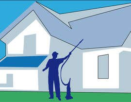 #2 for Make banner for roofcleaning service. Will open for more related jobs as well af jorgejeandet
