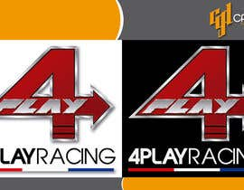 #53 for ★ 4Play Racing Logo Needs Professional Help ★ by CasteloGD