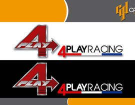 #56 for ★ 4Play Racing Logo Needs Professional Help ★ by CasteloGD
