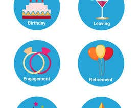 #12 for Design some Icons by luutrongtin89