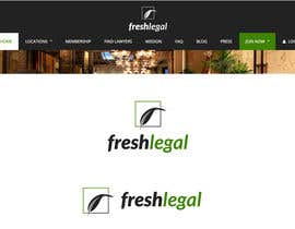 mille84 tarafından Design an AWESOME Logo for Fresh Legal için no 2