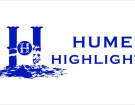 #38 for Design a logo for Hume Highlights af TATHAE