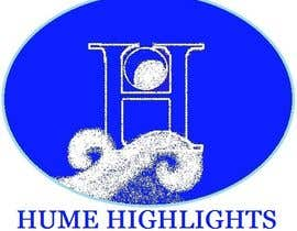 #24 for Design a logo for Hume Highlights af Govindz