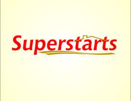 #43 для Logo Design for Superstarts от Alfoncen