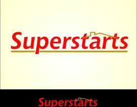 #42 для Logo Design for Superstarts от Alfoncen