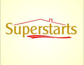#41 for Logo Design for Superstarts af Alfoncen