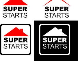 #55 for Logo Design for Superstarts af jurias