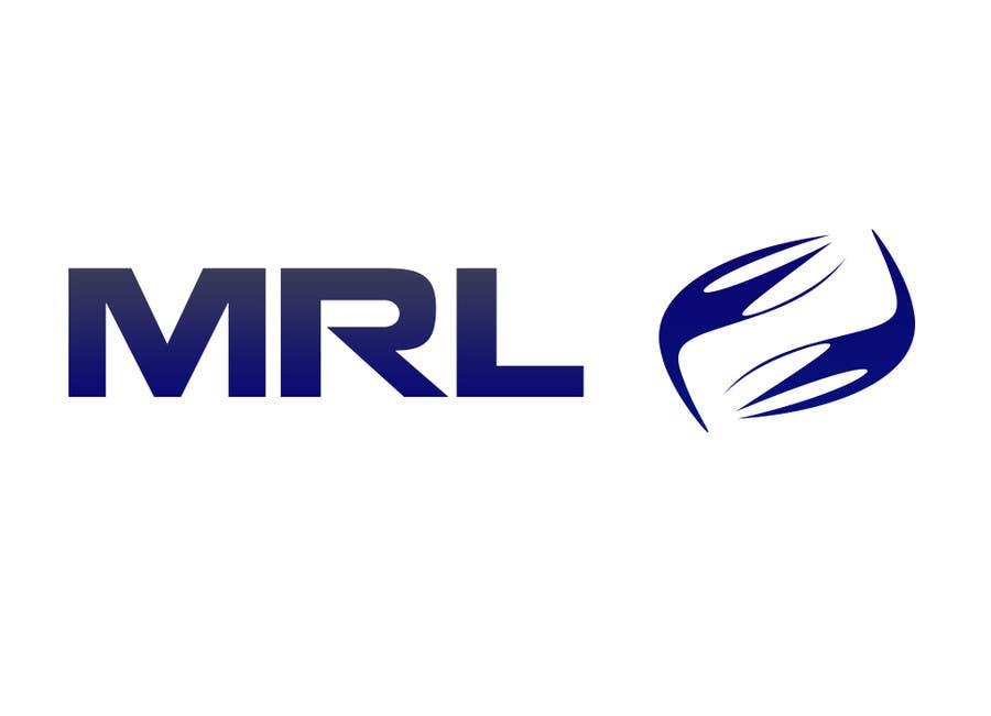 Kilpailutyö #48 kilpailussa Design a Logo for MRL