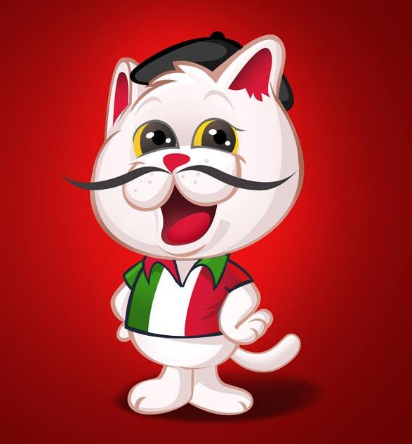 Participación en el concurso Nro.130 para Mascot Design for Go! Go! Italia