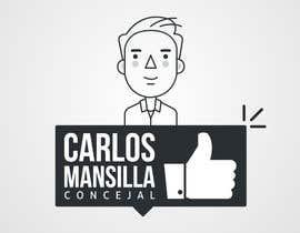 Nro 10 kilpailuun Logotipo para campaña electoral politica käyttäjältä jossmauri