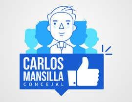 Nro 13 kilpailuun Logotipo para campaña electoral politica käyttäjältä jossmauri