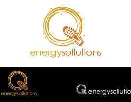 #102 untuk Logo Design for Q Energy Solutions...more work to follow for the winner oleh benpics