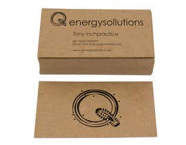#133 untuk Logo Design for Q Energy Solutions...more work to follow for the winner oleh benpics