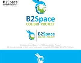 Nro 17 kilpailuun Logo design Space / Colibri käyttäjältä paijoesuper
