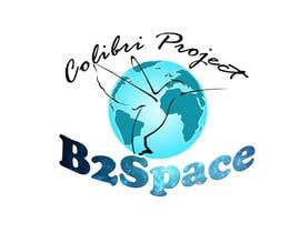 Nro 5 kilpailuun Logo design Space / Colibri käyttäjältä almerwolf00