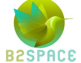 Nro 9 kilpailuun Logo design Space / Colibri käyttäjältä shadymoustafa