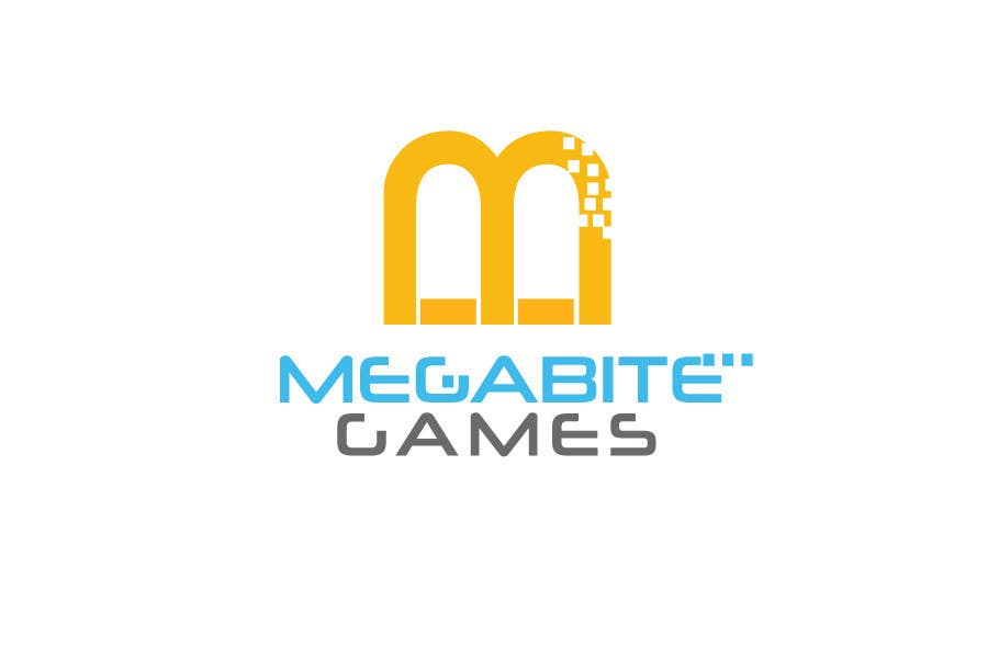 #75 for Design a Logo for MegaBite Games by zrbappy