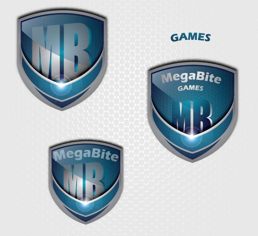 #86 for Design a Logo for MegaBite Games by nIDEAgfx