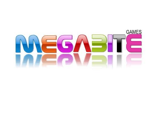 #77 for Design a Logo for MegaBite Games by irinaaaoanaaa