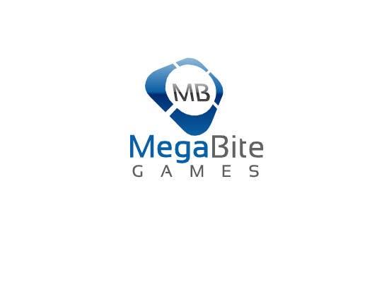 #99 for Design a Logo for MegaBite Games by irinaaaoanaaa