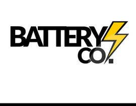 #212 for Design a Logo for Battery retail outlet by mamarkoe