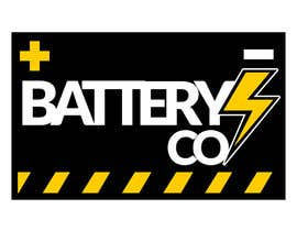 #221 for Design a Logo for Battery retail outlet by mamarkoe