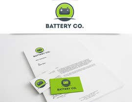 #38 untuk Design a Logo for Battery retail outlet oleh crossartdesign
