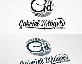 #26 for Hand lettering Filmmaker Logo Design by ccfprod1