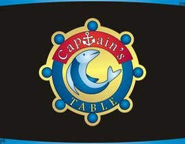 #98 pentru Design a logo for the brand 'Captain's Table' de către innovys