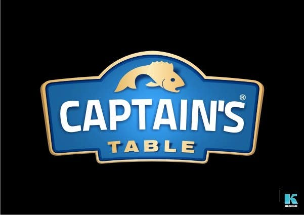 Konkurrenceindlæg #                                        19                                      for                                         Design a logo for the brand 'Captain's Table'