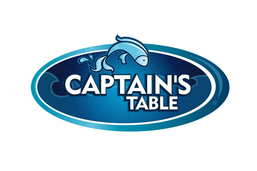 Konkurrenceindlæg #                                        34                                      for                                         Design a logo for the brand 'Captain's Table'