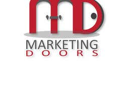 anugautam12 tarafından Design a Logo for 'Marketing Doors' - Marketing Company için no 88