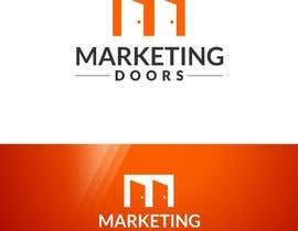 #36 for Design a Logo for 'Marketing Doors' - Marketing Company af manuel0827