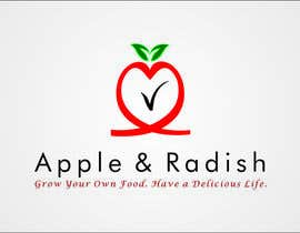 "#18 for Design a Logo for ""Apple & Radish"". Need urgently by TATHAE"