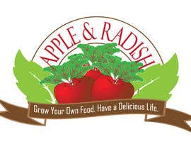 "#30 for Design a Logo for ""Apple & Radish"". Need urgently by johnsonlav"