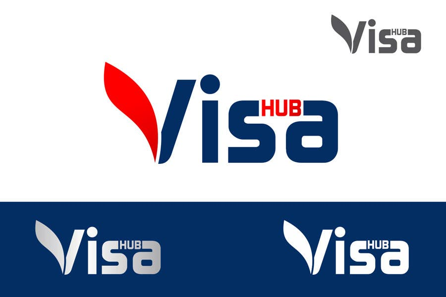 Contest Entry #143 for Logo Design for Visa Hub