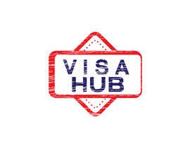#120 for Logo Design for Visa Hub by pupster321