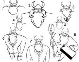 #7 untuk Character Design oleh pstrauli