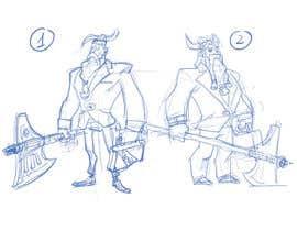 #11 for Character Design af BeeKK