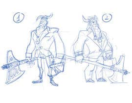 #11 untuk Character Design oleh BeeKK