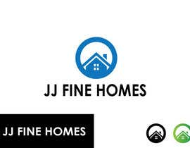 kazierfan tarafından Logo Design Project for JJ Fine Homes Ltd. için no 45