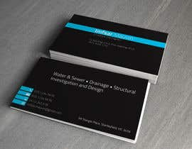 #64 untuk Design some Business Cards for Imfsar Mauvin oleh sanduice