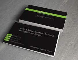 #65 untuk Design some Business Cards for Imfsar Mauvin oleh sanduice