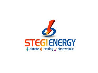 #28 for Logo design for stegi energy af tfdlemon